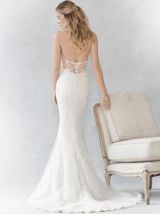 Ella Rosa Mermaid Dress BE362