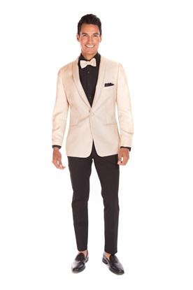 Gold tuxedo slim fit