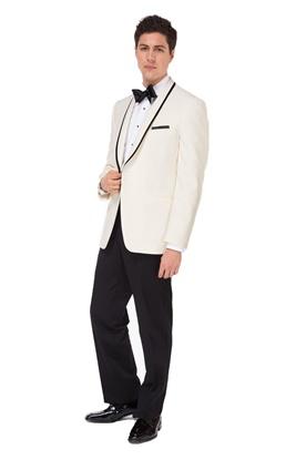 Ivory Slim Tuxedo