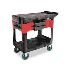Rubbermaid Utility Cart for storage and material handling