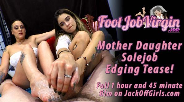 Main Image for Mom & Daughter Pornstars Team Up Teaser!, amateur, sex, porn