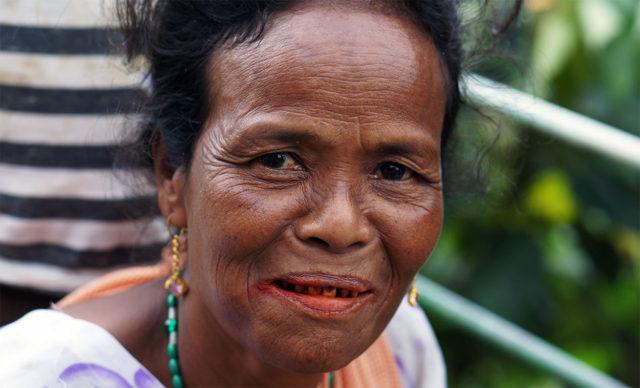 khasi woman