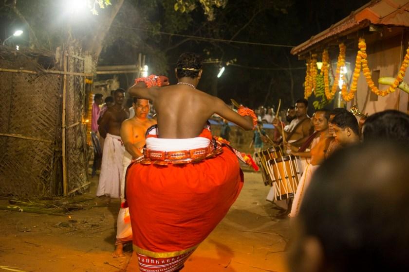 maskman dancing