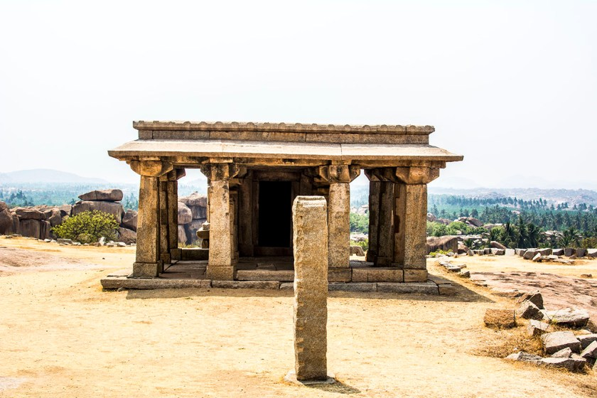 hampi monuments