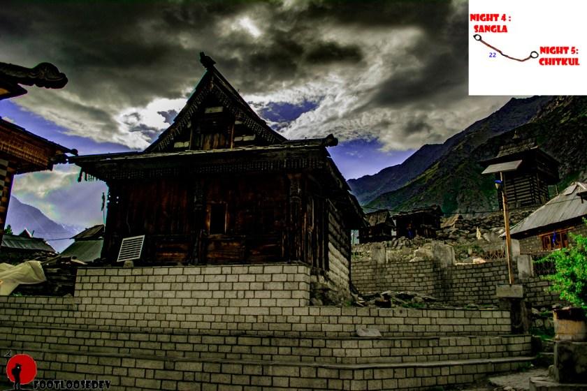 Chitkul Monastery