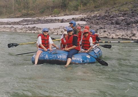 Rafting Ganges the Ganges Rafting (2000) – Footloose Indian a195c6