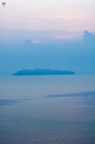 Some unknown island before the dawn