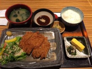 Yayoi Restaurant's Pork Katsu