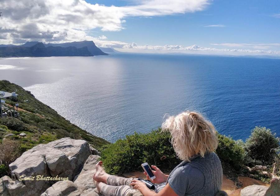 Solitude : Cape Point, South Africa