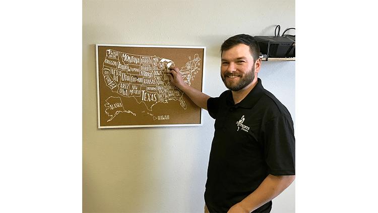 Franchise Owner Kyle Battles: His Journey Starting a Flooring Business