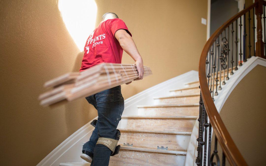 Footprints Floors: The Best Flooring Franchise Opportunity