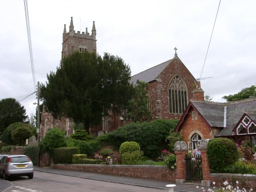 Kenton church