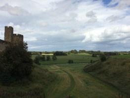 Alnwick Castle surrounding land