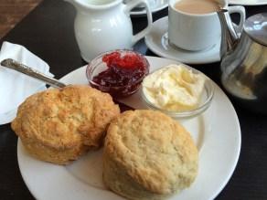 Devon Cream Tea at Cockington Court