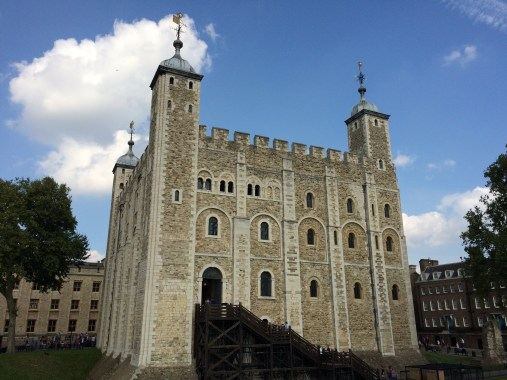 The Tower of London–White Tower