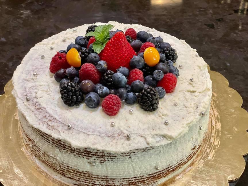 Easy Tres Leches Cake