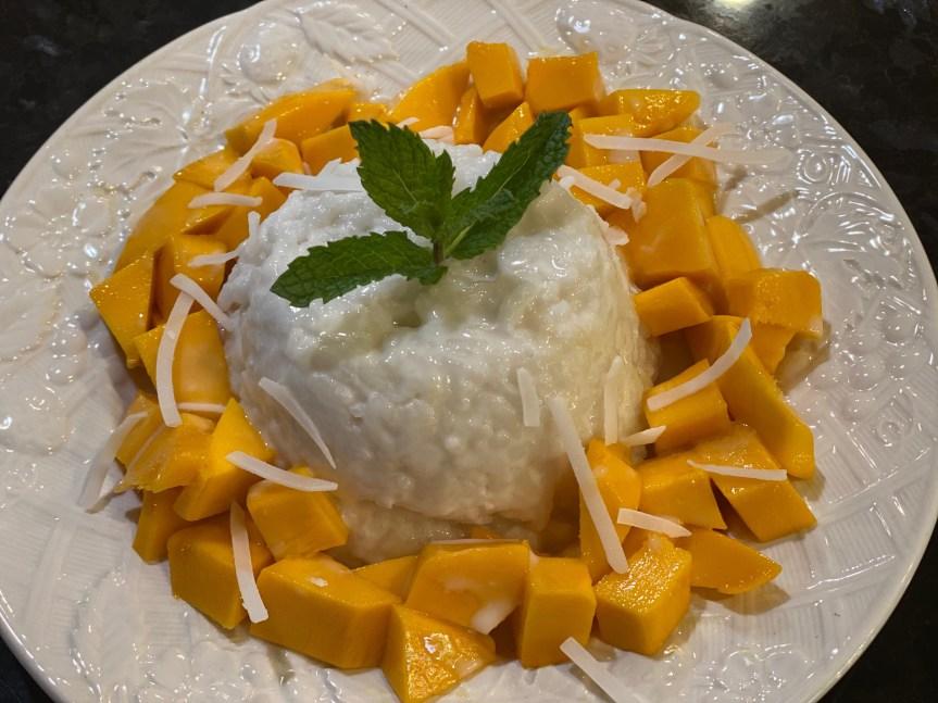 Mango Sticky Rice – Thai