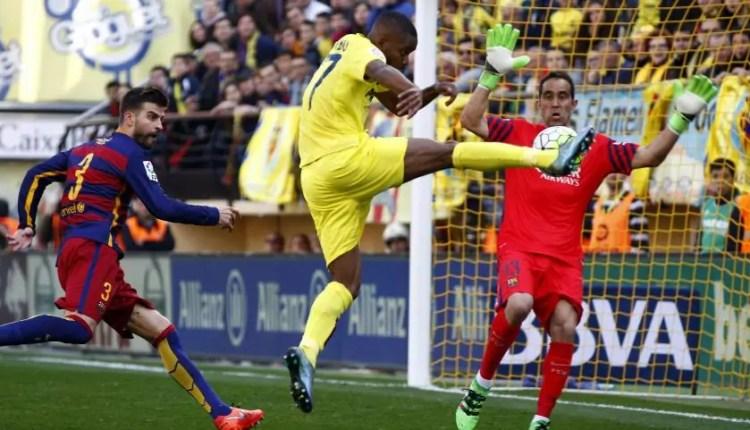Liga : Cédric BAKAMBU, ce congolais qui met des buts aux meilleurs clubs du monde