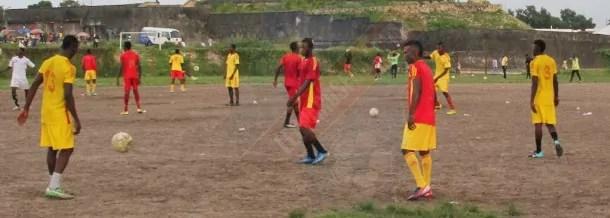 Vodacom Ligue 1 : Dragons Bilima en quête d'une première victoire à Goma