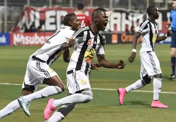 CAF C2 : TP Mazembe vs  CF Mounana, Les Corbeaux l'emportent avec manière.