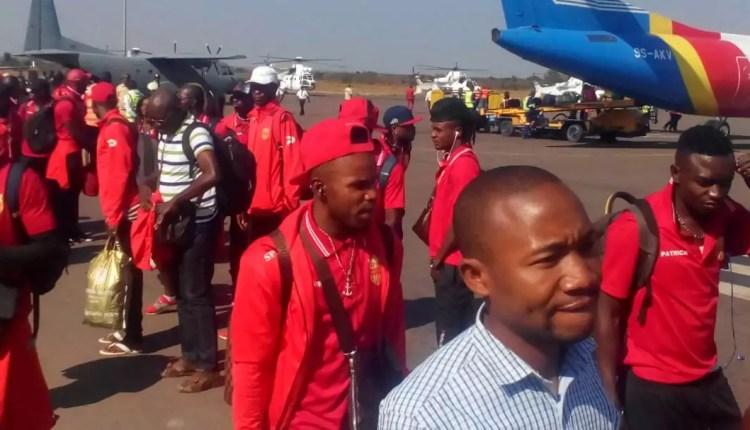Vodacom Ligue 1: Sanga Balende à Lubumbashi pour un triple défi.