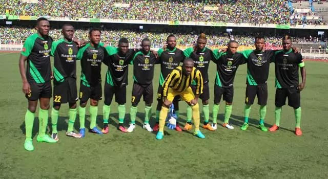 CAF C1 : L'AS Vclub recite le football face au Be Forward Wanderes.
