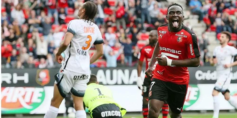 Sabri Lamouchi donne les nouvelles de Firmin Mubele — Rennes