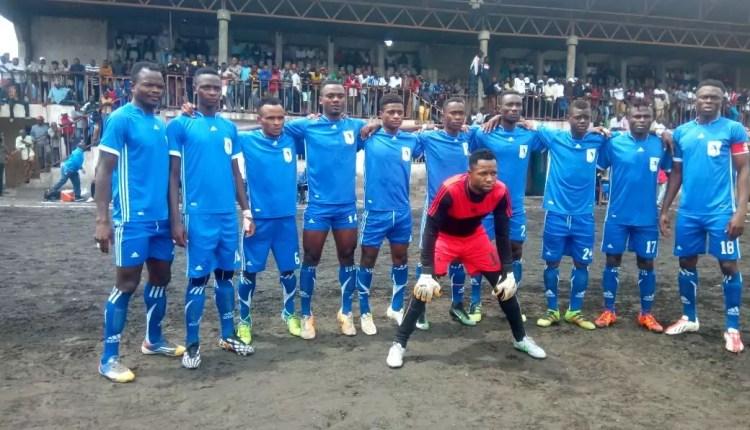Vodacom Ligue 1: Dauphin Noir de Goma toujours dans les nuages