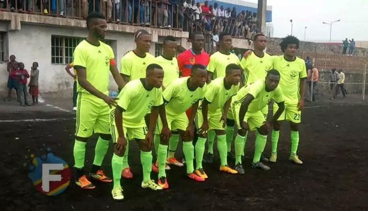 CAF Coupe Confédération : Un autre nul at home pour un club rdcongolais.