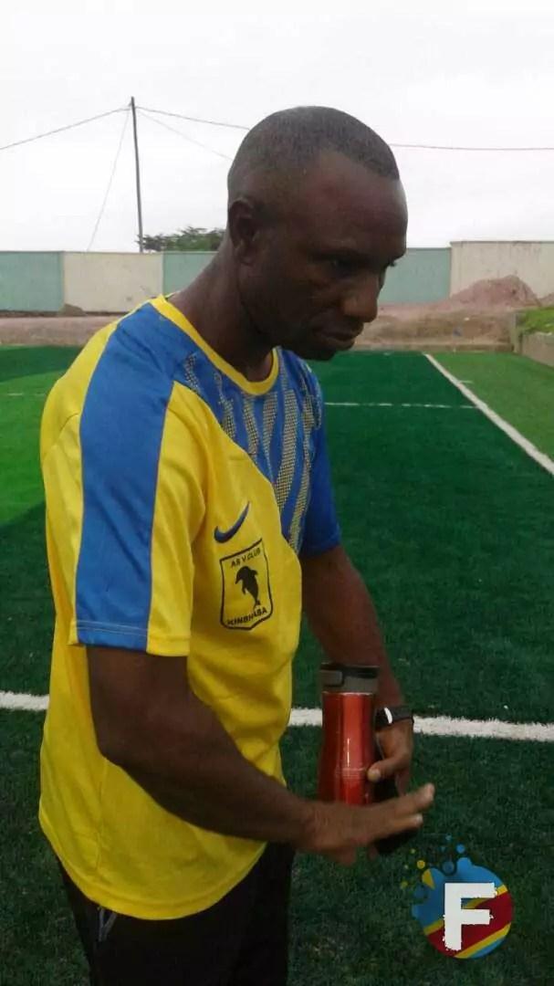 Florent Ibenge entrainneur AS Vita Club