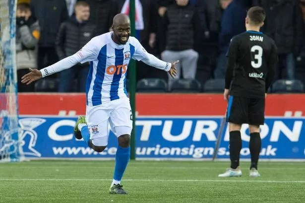 Écosse : Mulumbu titulaire, Aaron Tshibola buteur, Kilmarnock corrige Rangers.