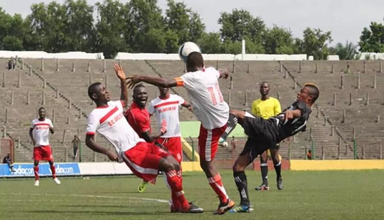 LIFKIN-Préliminaires Coupe du Congo: JST vs JSK,affiche de la finale.