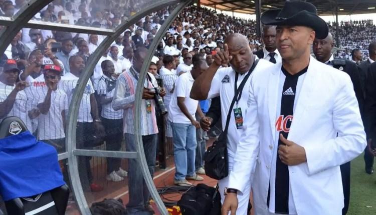 TP Mazembe : Le manager annonce le retour du président
