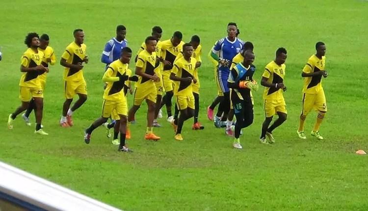 Vodacom Ligue 1: Goma point d'escale de Maniema Union avant Bunia .