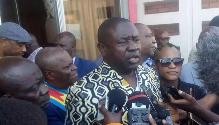 Flash : Papy Nyango, ministre national des sports dans le viseur de la justice