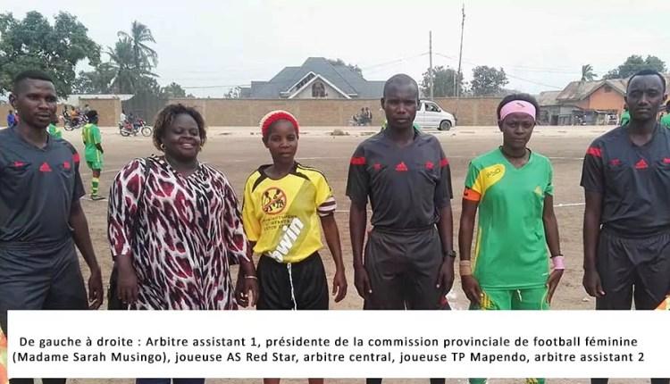 Actus de Province : La Coupe du Congo de football féminine a débuté dans la province de l'Ituri