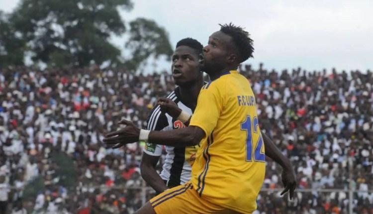 St Eloi Lupopo vs TP Mazembe