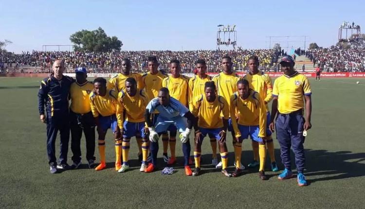 St Eloi Lupopo vs AC Rangers