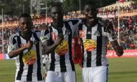 Vodacom Ligue 1: Les Corbeaux du TP Mazembe asphyxient l'AC Rangers.