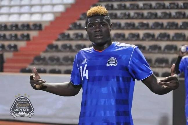 Kabaso Chongo dévoile les ambitions du TP Mazembe».