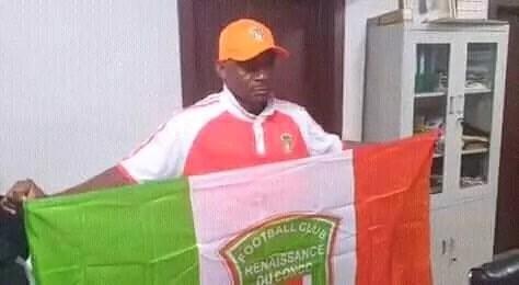 FC Renaissance : Papy Kimoto prend les commandes