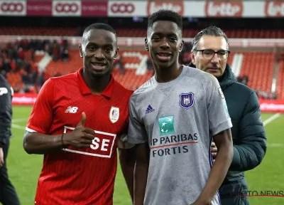 Paul-José MPOKU voulait jouer avec son jeune frère au Standard.