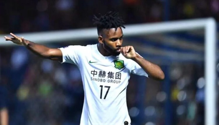 Cédric Bakambu brille de mille éclats en Ligue des Champions asiatique