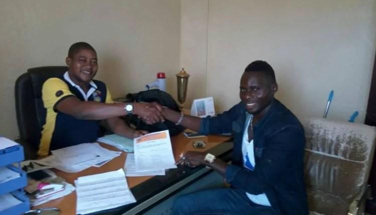 Actus Club-Lupopo : Donat Mulongoy Pandemoya suspendu du comité