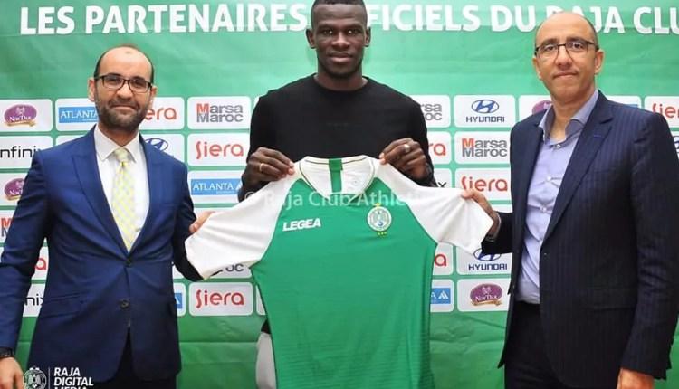 À L'étranger :  Salif Coulibaly rejoint encore Patrice Carteron !