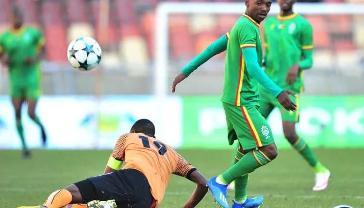 CAN 2019: les 23 du Zimbabwe avec Khama Billiat