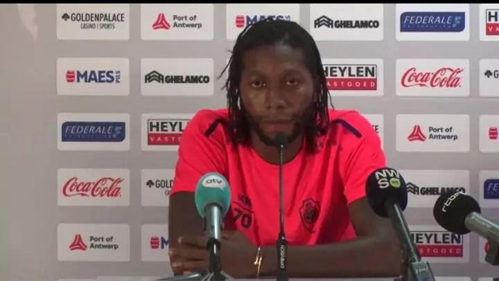 Échos + 243 Belgique : Dieumerci Mbokani revient sur son début de saison canon