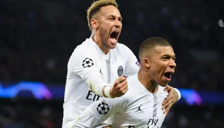 Europe: PSG, Mbappé sur le cas Neymar