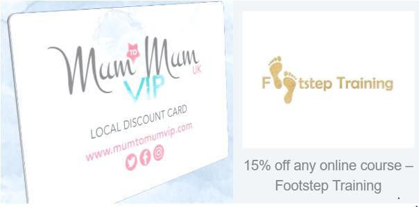 footstep mum to mum vip