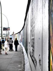 East Side Gallery (aka the Berlin Wall)
